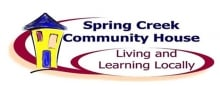 Spring Creek Community House - Living and Learning Lovcally