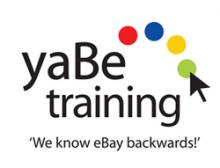 yaBe Training - 'We know eBay backwards!'